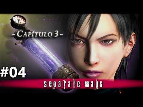 Garrador na Jaula - RESIDENT EVIL 4 HD   SEPARATE WAYS #04