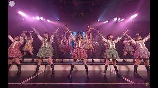 VRでNMB48を体感!劇場公演を最前列センター席からVRで撮ってみた (川上チームMアイドルの夜明け公演「アイドルの夜明け」) / NMB48[公式]