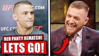 Dustin Poirier calls for Conor McGregor rematch, reactions to Ben Askren retirement, Artem Lobov