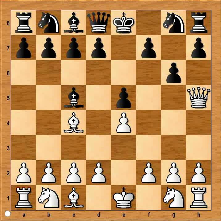 four moves checkmate youtube