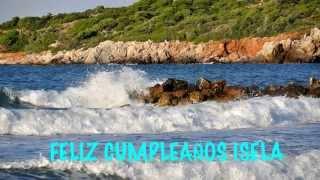 IselaEspanol    Beaches Playas - Happy Birthday