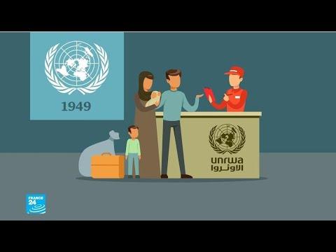 فيديو غرافيك: الأونروا تحتفل بالذكرى السبعين لتأسيسها في ظل أسوأ أزمة مالية تشهدها  - 10:02-2019 / 12 / 9
