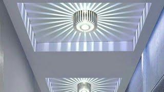 Modern ceiling LED light ideas  I Living room  ceiling light designs