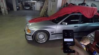 Air Llift Performance 3P on BMW E36 328i Touring