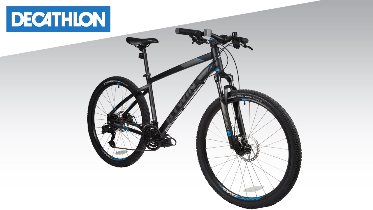 Mountain bike ROCKRIDER 520 B Twin  022f21852
