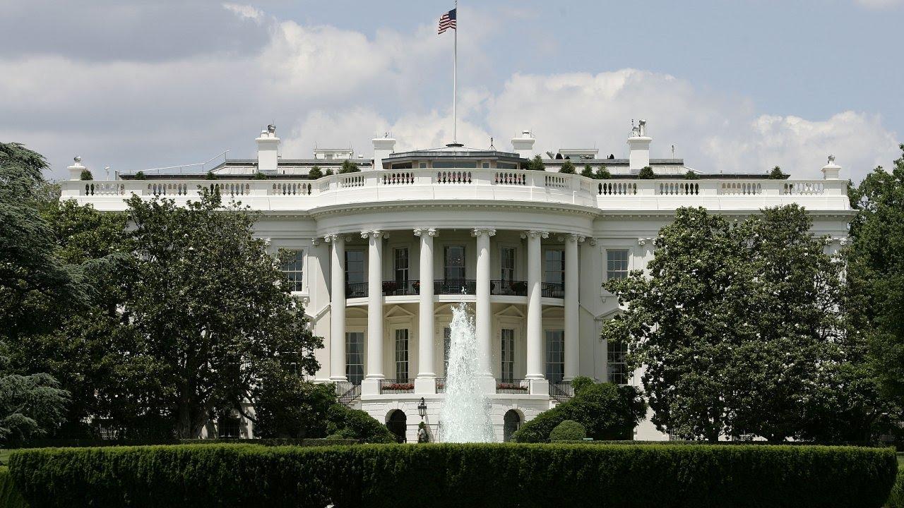 White House Removing Jackson Magnolia Youtube