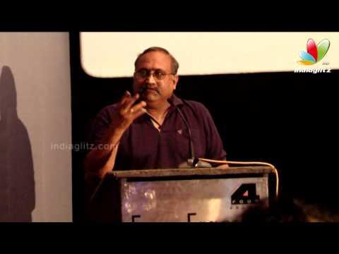 National Awards: 'Vazhakku Enn 18/9' bags best Tamil film award | Press Meet