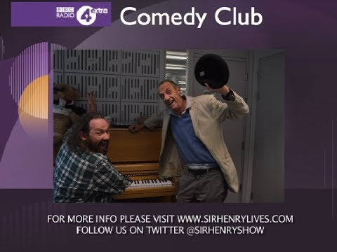 Arthur Smith Interviews Mike Livesley on R4Extra's Comedy Club