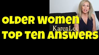 Cougar Top 10 Questions & Answers! Everything You've Ever Wanted To Know About Dating Older Women