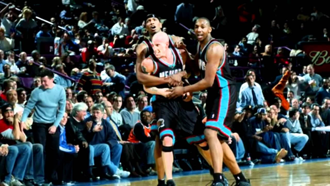 Jason Williams game winner vs Knicks [03 11 03] Memphis