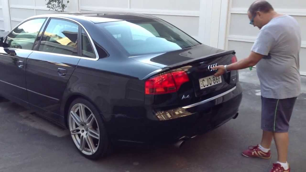 2006 Audi A4 B7 1 8t S Line Multitronic Sedan 174000km Bcc Youtube