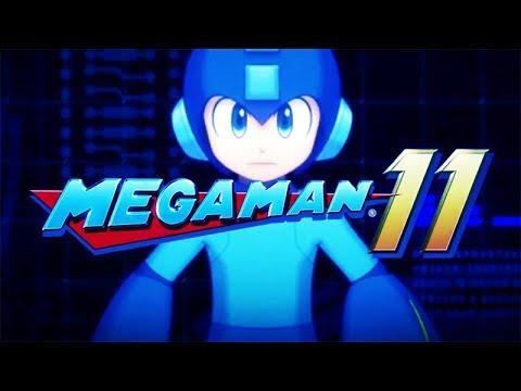 MEGA MAN 11 Final Boss and Ending 60FPS