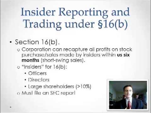 Ch 21 Securities Fraud