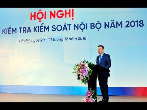 Hội nghị bộ máy Kiểm tra Kiểm soát nội bộ VietinBank năm 2018
