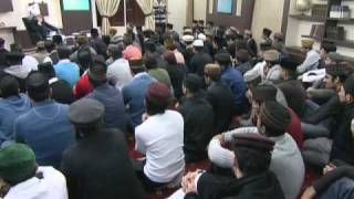 Gulshan-e-Waqf-e-Nau (Khuddam) Class: 8th January 2011 - Part 1 (Urdu)