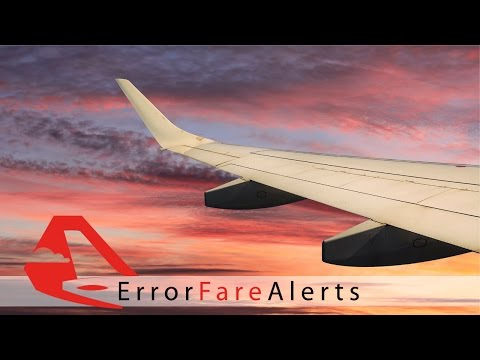 Error Fare Alerts - How it works