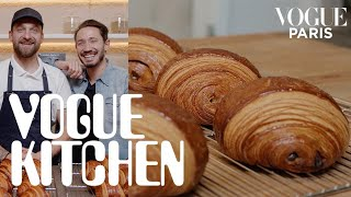 Cédric Grolet shares his pain au chocolat recipe from his boulangerie in Opéra  Vogue Paris