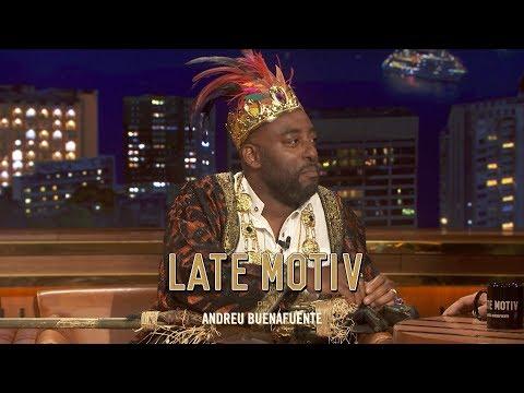 LATE MOTIV - MIquel Ripeu, príncipe de Nigeria.   #LateMotiv254