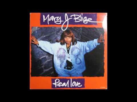 Mary J. Blige - Real Love (Radio Version) HQ