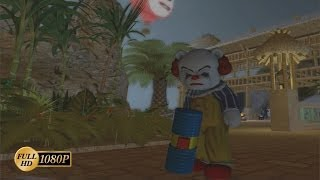 "Naughty Bear: Panic in Paradise - ""Clown Suit"" -   Killing Rampage Montage 4"