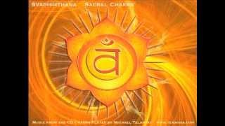 Chakra Flutes by Michael Telapary