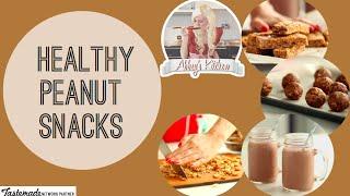Best Healthy Peanut Snacks