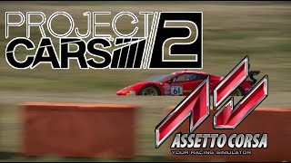Difference Between Project Cars 2 and Assetto Corsa