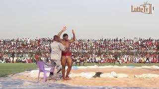 Finale Drapeau Chef de l'Etat Thies inflige un 5 - 0 a Dakar
