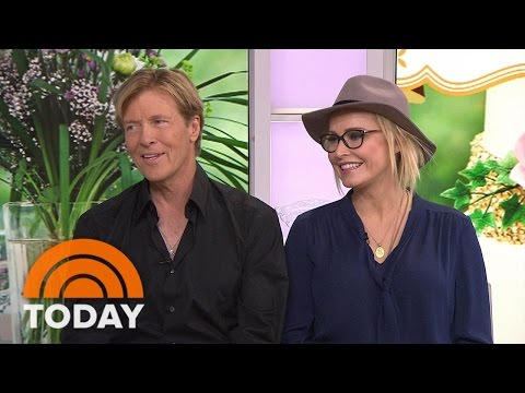 Josie Bissett, Jack Wagner Reunite 17 Years After 'Melrose Place'  TODAY