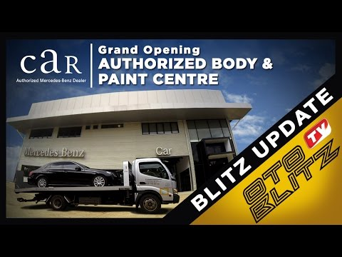 Grand Opening - PT CAR Authorized Body & Paint Centre | Otob