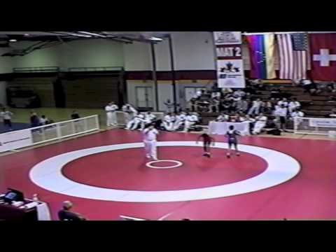1999 Canada Cup: 46 kg Carol Huynh (CAN) vs. Melissa Hilliaby (CAN)