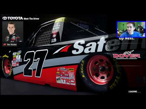 Twitch Livestream | NASCAR Heat 2 [Xbox One] Online Racing w/Subs [Truck Series Only]