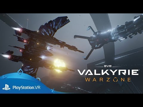EVE: Valkyrie | Warzone Launch Trailer | PlayStation VR