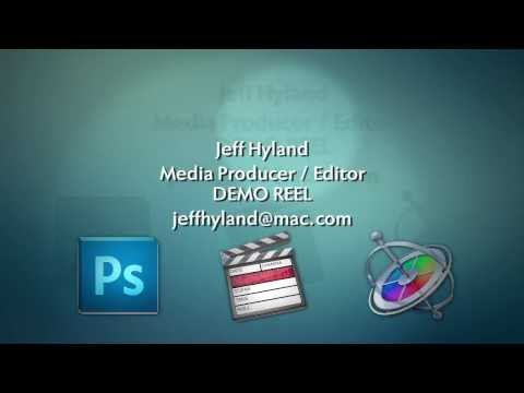 JWH 2014 Demo Reel