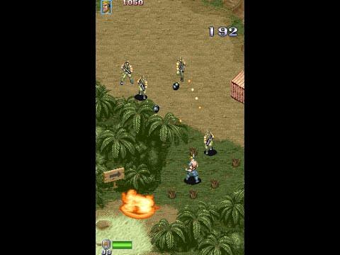 Mercs Longplay (Arcade) [60 FPS]