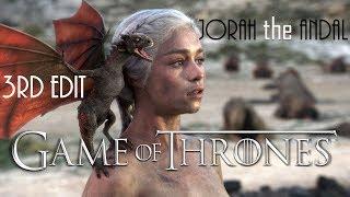Game of Thrones - Daenerys Targaryen Suite (Seasons 1-7 Soundtrack) Third Edit