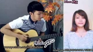 Gak Mau Pulang Maunya Digoyang (Iva Lola) Dhea Puse Shakwa & Nathan Fingerstyle Cover