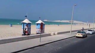 Dubaj - Plaza i hotel Burj al Arab
