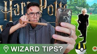 HARRY POTTER GO?? – Niantic announces Harry Potter: Wizards Unite