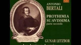 """Antonio Bertali """"Prothimia Suavissima"""" (Gunar Letzbor)"""