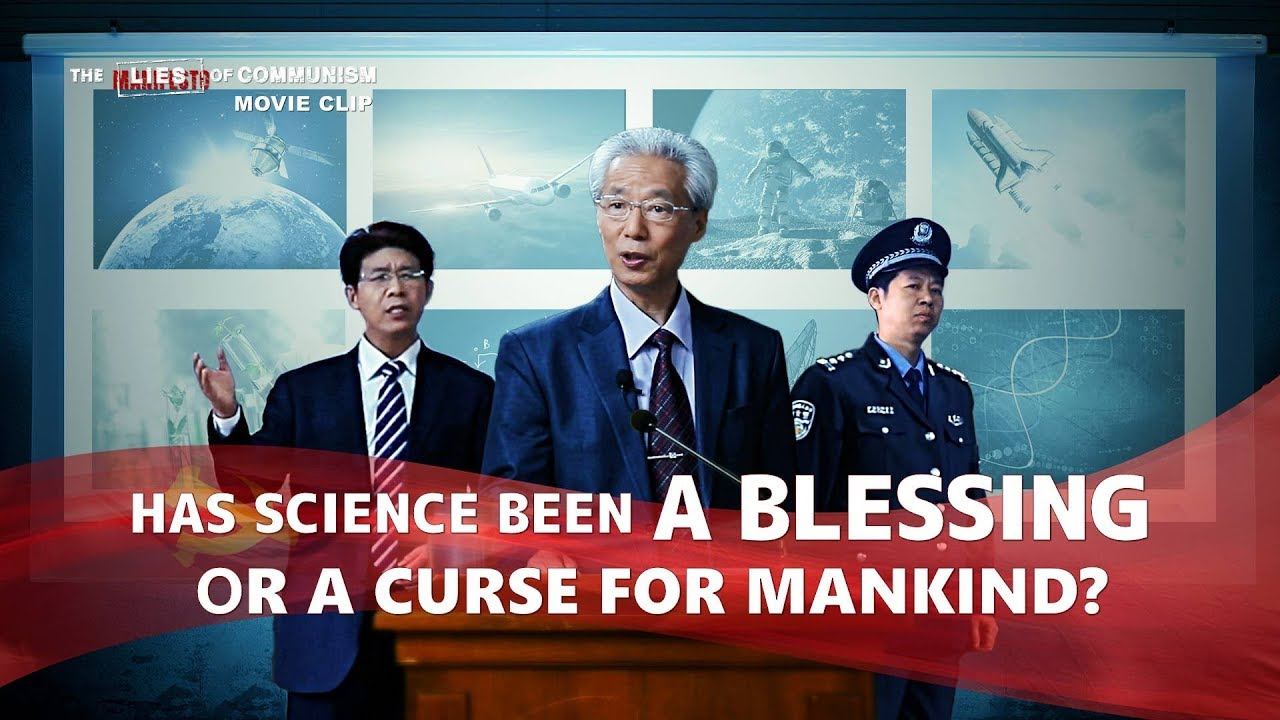 """Christian Movie """"The Lies of Communism"""" Clip 2 - Has Science Been a Blessing or a Curse for Mankind?"""