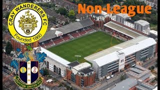 10 Non League Football Clubs in London!