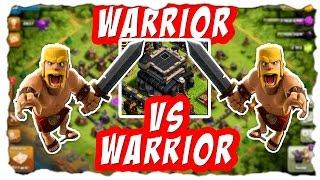 WARRIOR VS. WARRIOR | Clash of Clans | Let´s Play COC | [German Deutsch]