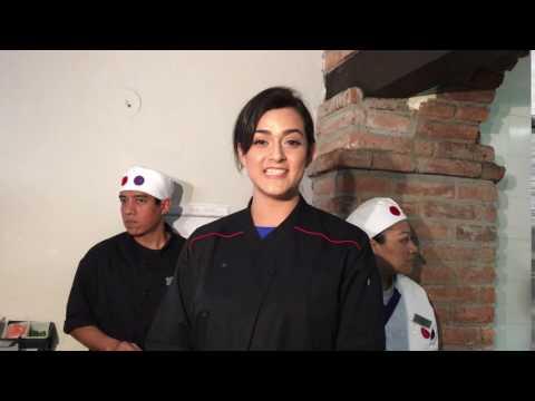 Diana Elizabeth Torres los invita a ver Sushi a la Mexicana