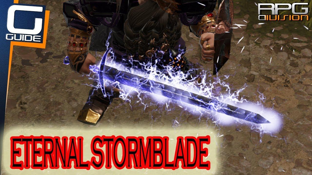 DIVINITY ORIGINAL SIN 2 - Eternal Stormblade Location