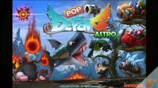 Defen G Astro   POP - iPhone Game Trailer