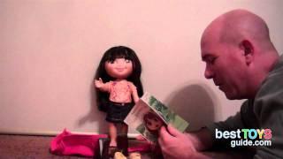 Dora Dress Up Doll Review