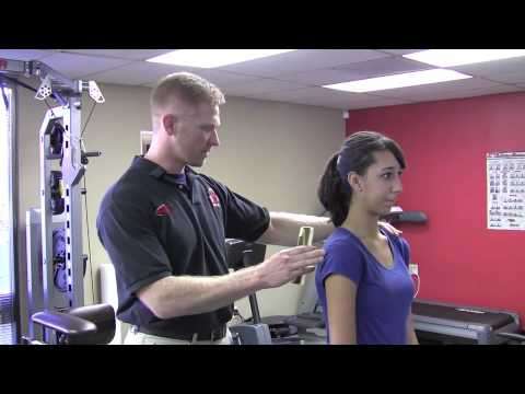 Adams Test and Schroth Breathing Exercise for Scoliosis Treatment