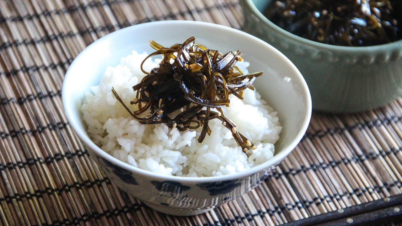 Kombu tsukudani recipe japanese cooking 101 youtube kombu tsukudani recipe japanese cooking 101 forumfinder Choice Image