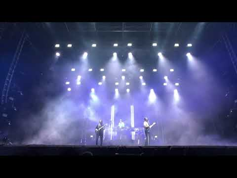 4K - The xx live at III Points Festival - Mana Wynwood Convention Center - Miami, FL 10/15/2017